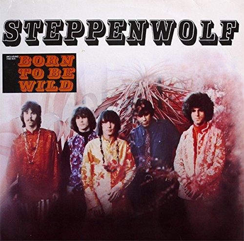 Steppenwolf - Steppenwolf - MCA Records - 250 518-1, MCA Records - MCA-37045