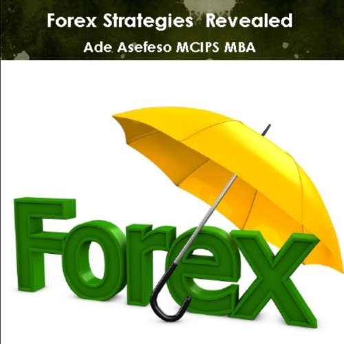 Forex Strategies Revealed audiobook cover art