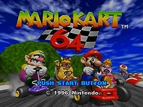 Mario Kart 64 - Wii U Digital Code
