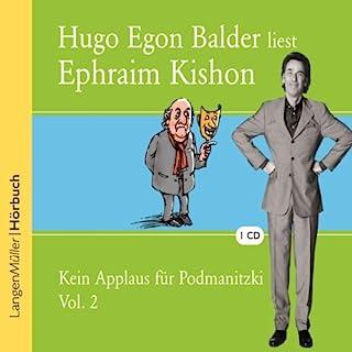 Kein Applaus für Podmanitzki. Volume 2 Titelbild