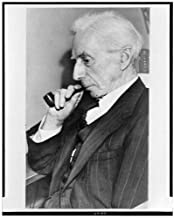 Infinite Photographs Photo: Bertrand Russell,Smoking Pipe,3rd Earl,Philosopher,Logician,Mathematician,1930