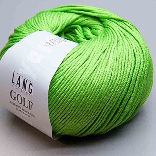 Lang Yarns Golf 0416 apfel