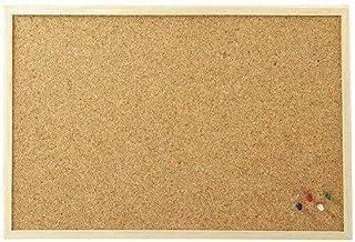 REQUISITE NEEDS 30 x 40 Wooden Frame Cork Notice Message Board