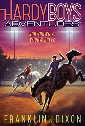 Showdown at Widow Creek (The Hardy Boys Adventures Book 11) (English Edition)