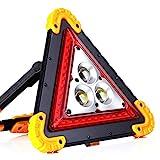 ALFLASH 1000 Lumen LED-Arbeitslicht wiederaufladbare Flood tragbare wasserdichte LED-Flutlicht Camping Laterne für Outdoor-Notfall Auto Reparatur, Baustelle Beleuchtung und Pannenhilfe