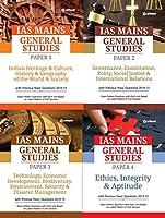 COMBO PACK OF IAS MAINS General Studies Paper 1,2,3,4 FOR 2020 EXAMINATION COMBO PACK OF IAS MAINS General Studies Paper 1,2,3,4 FOR 2020 EXAMINATION