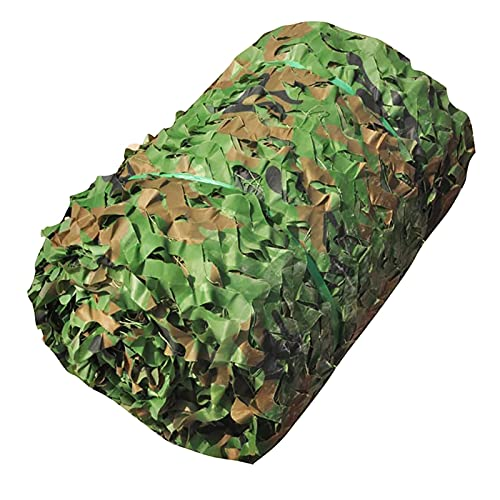 Oxford Fabric Camo Netting, Shooting Hide, Camo Netting Roll, Camouflage Net Blinds, Lightweight Waterproof For Sunshade,canopy,party Decoration,hunting Blind And Car Vehicle (Size:10x12m/32.8x39.3ft)