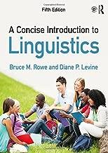 Best a concise introduction to linguistics Reviews