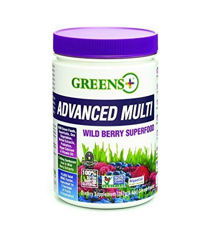 Advanced Multi Wild Berry Superfood Multivitamin Powder