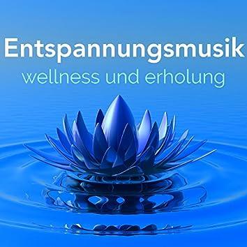 Entspannungsmusik für Wellness und Erholung - Meereswellen und Wasser Sound, Entspannungsmusik für Wellness, Massage, Yoga und Spa