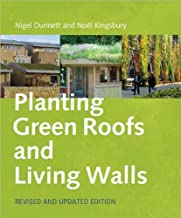 Planting Green Roofs and Living Walls (text only) Rev Upd edition by N. Dunnett,N. Kingsbury