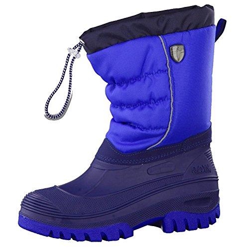 CMP Hanki Trekking- & Wanderhalbschuhe Unisex-Erwachsene, Blau (NAVY M870), 35 EU