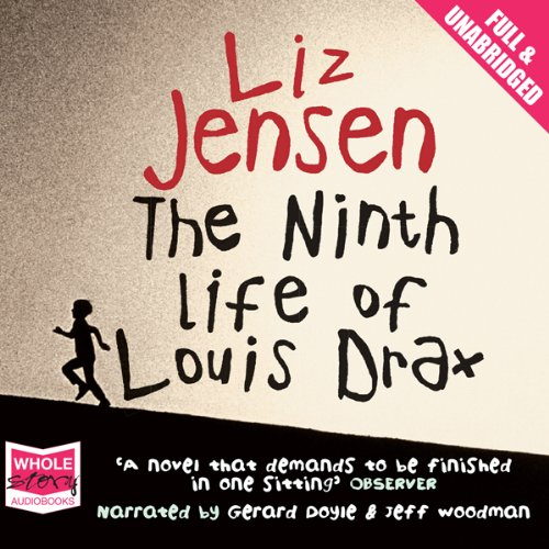 The Ninth Life of Louis Drax audiobook cover art