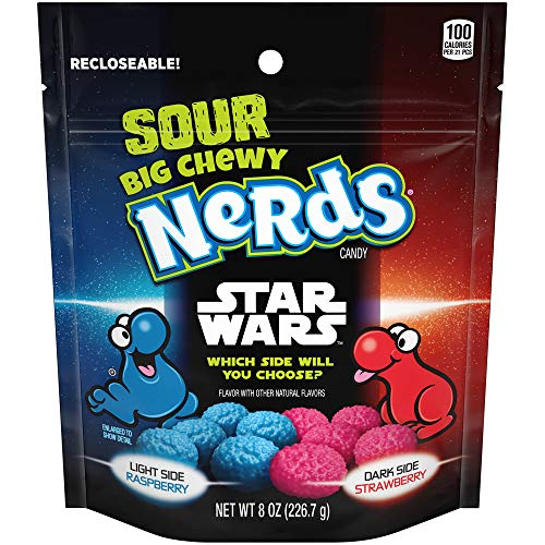 Nerds Sour Big Chewy Star Wars, 8 Ounce, Pack of 4