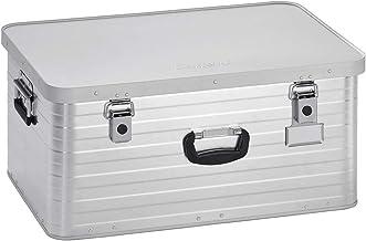 Enders Aluminium Box Toronto 80 L, Zilver