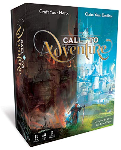 Brotherwise Games Call to Adventure, Multi-Colored