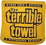 The Terrible Towel Fleece Throw Blanket 50' x 60'