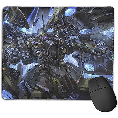 Mobiele pak Gundam Eenhoorn-Kshatriya anti-slip muismat Rechthoek Rubber Anime Mouse Pad Gaming Mouse Pad