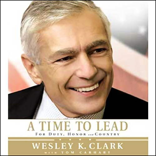 A Time to Lead audiobook cover art
