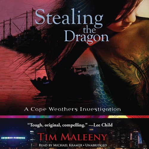 Stealing the Dragon cover art