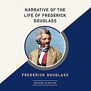 Narrative of the Life of Frederick Douglass (AmazonClassics Edition) Titelbild