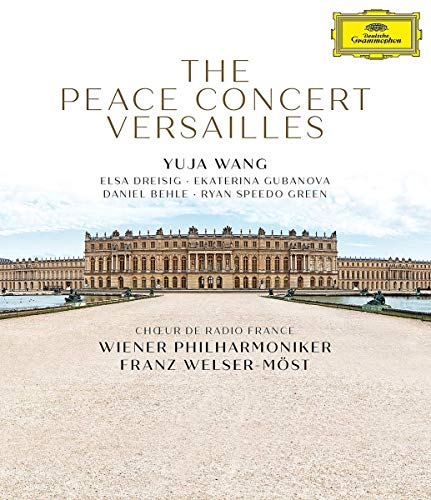 The Peace Concert Versailles [Blu-ray]