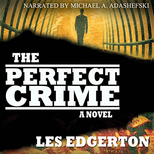 The Perfect Crime audiobook cover art