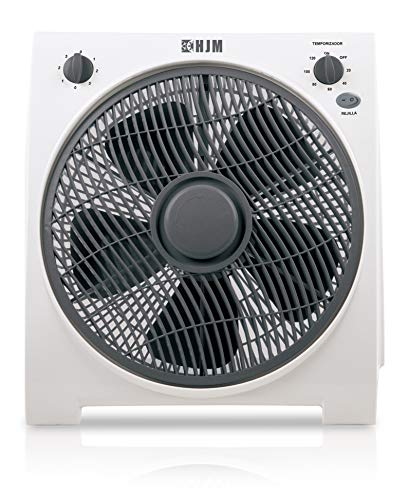 HJM – Ventilator Box Fan ï30 cm 40 W