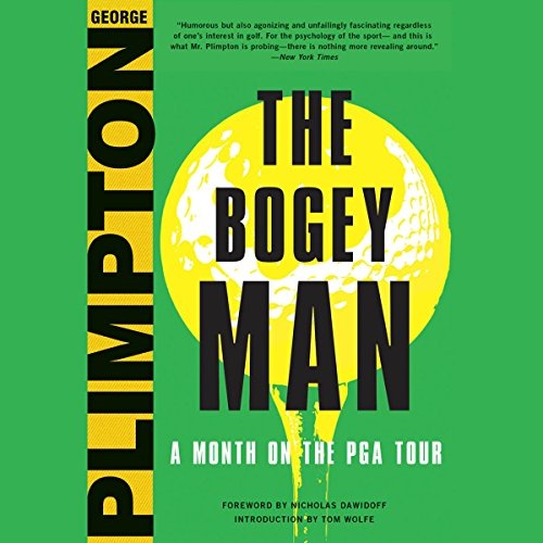 The Bogey Man audiobook cover art