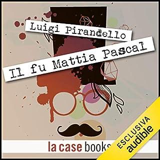 Il fu Mattia Pascal copertina