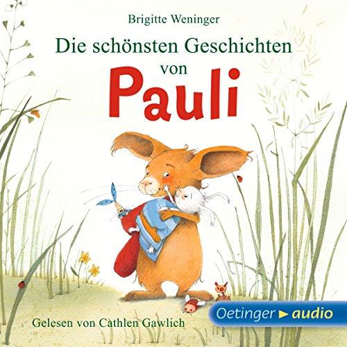 Die schönsten Geschichten von Pauli audiobook cover art