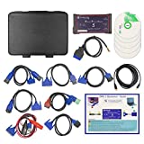 CONRAL Full Set Professional Dearborn Protocol Adapter 5 Kit, DPA 5 Diagnostic Tool Adapter for Truck and Wrecker