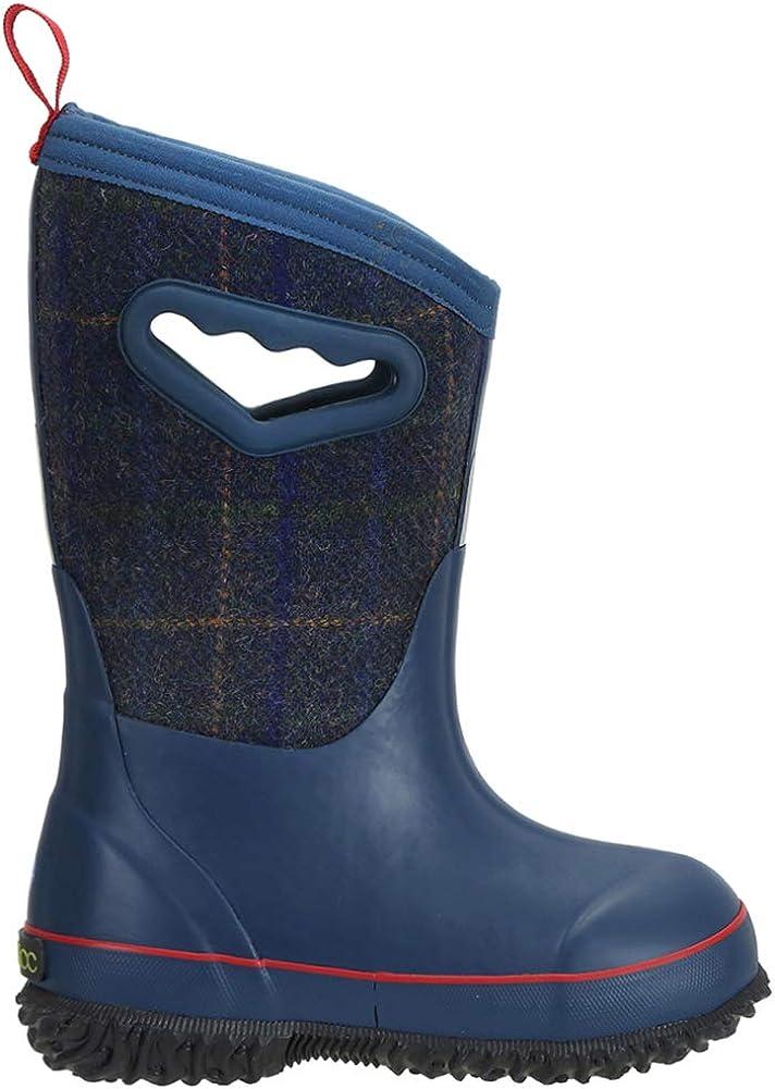 Waterproof Rain Boots Rubber Kids Boots No-Slip for Boys Girls Toddler MCIKCC Kids Rain Boots