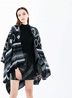 Women Long Scarves Shawl Poncho Cape Scarf Winter Soft Scarves