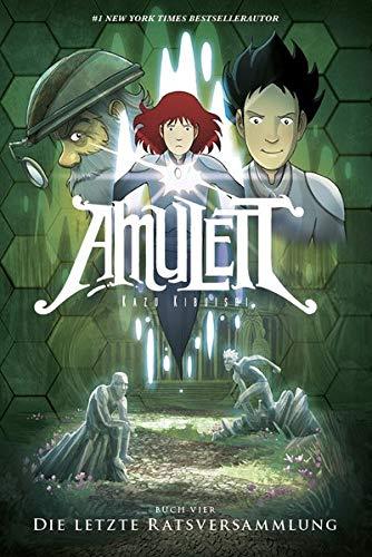 Amulett #4: Die letzte Ratsversammlung