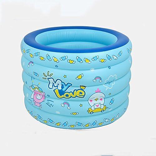 Umweltfreundliche PVC-aufblasbare Badewanne für Baby scherzt aufblasbaren Swimmingpool-Verdickungs-Badewanne