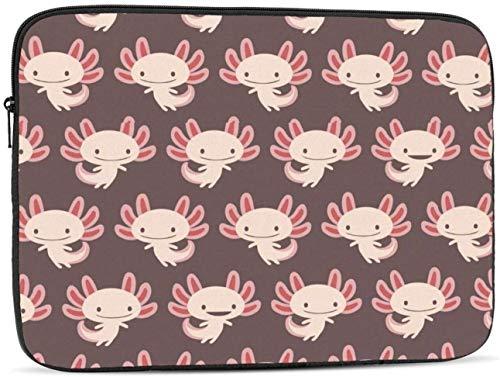 Cartoon Cute Rabbit Laptop Sleeve Bag - Evecase 15″ Neoprene Universal Sleeve Zipper Sleeve Cover Case for Notebook
