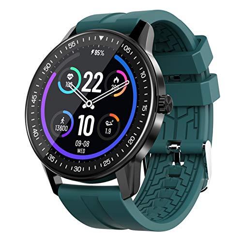Rantoloys Magic 2S Reloj Inteligente con Correa de Repuesto para Hombres, Mujeres, 40 Modos Deportivos, monitorización del Ritmo cardíaco, Reloj de Fitness, Secientific, música para Dormir,