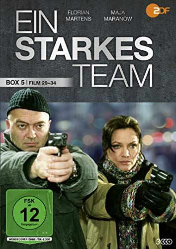 Ein starkes Team - Box 5 (Film 29-34) [3 DVDs]
