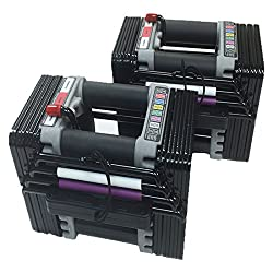 Amazon Associates Link - PowerBlock Elite Dumbbells