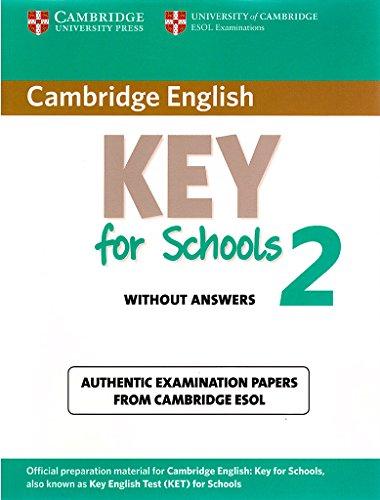 Cambridge English. Key for schools. Student's book