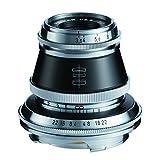 VoightLander フォクトレンダー 単焦点レンズ HELIAR Vintage Line 50mm F3.5 VM VMマウント対応 ブラック 130449
