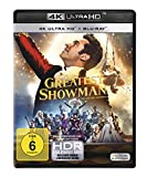 Greatest Showman (4K Ultra HD) (+ Blu-ray 2D) [Alemania] [Blu-ray]