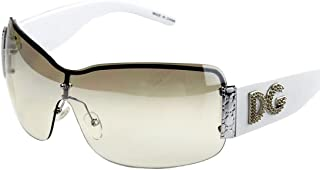 6c413b8803d3 Womens DG Fashion Designer Shield Wrap Sunglasses Shades Large Oversized
