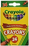 Wholesale: One Case of Crayola Crayons 24...