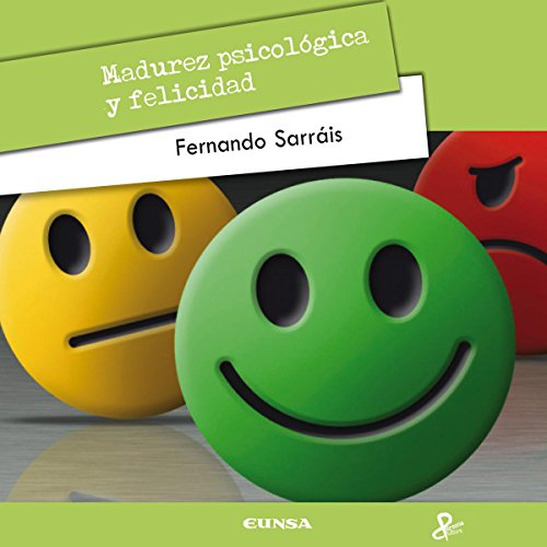 Madurez psicológica [Psychological Maturity] audiobook cover art