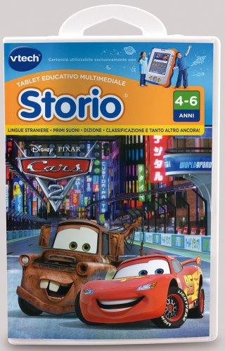Hasbro - VTech Storio Cartuccia Cars 2