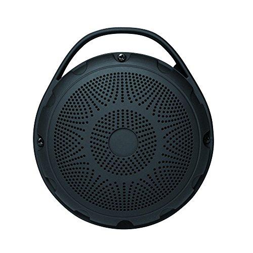 LogiLink SP0050 Bluetooth Lautsprecher mit FM Radio und MP3-Player