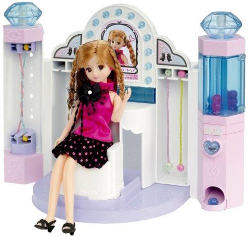 TAKARA TOMY Kulu Cute Dresser Rika (Japan Import)