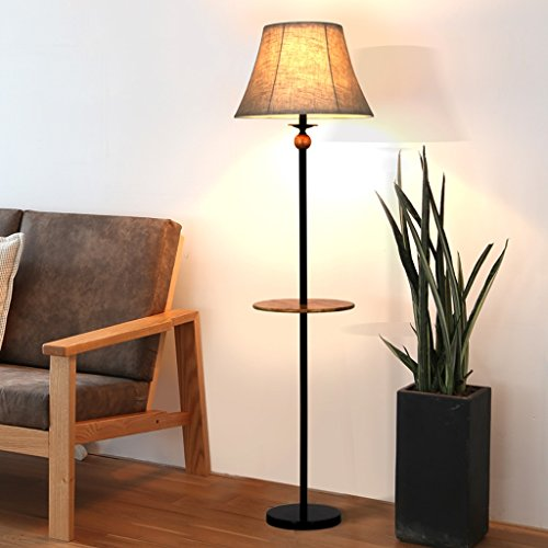 Edgeto staande lamp Modern slaapkamer vloerlamp Amerikaans Scandinavisch tafellamp creatief staande lamp staande lamp E27
